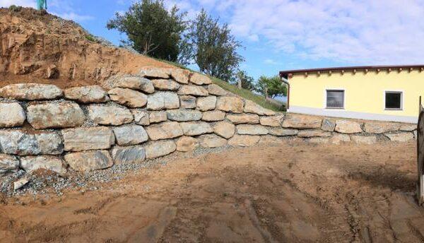 Erdbau-Zarfl-Steinmauern (1)